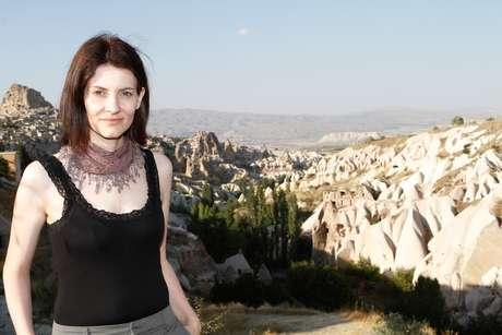 Apaixonada pela Turquia e devota de São Jorge, Malga di Paula já viajou 19 vezes para o país mulçumano