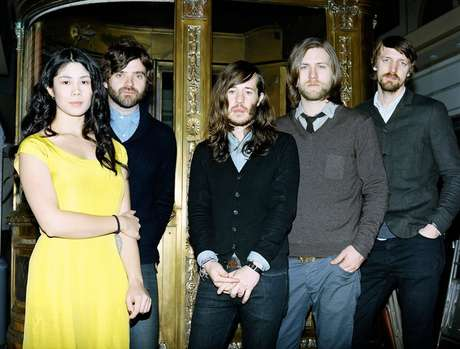 Other Lives (l to r): Jenny Hsu, Josh Onstott, Jesse Tabish, Jonathon Mooney and Colby Owens