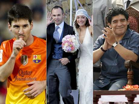 The year 2012 didn't see too many world famous althetes tie the knot at the alter but many decided to start new families or expand their existing ones, including some of the biggest names in the sports world. The following gallery highlights the weddings of and new additions to sport's biggest names.