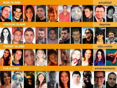 Finalistas de Terra de Bloggers