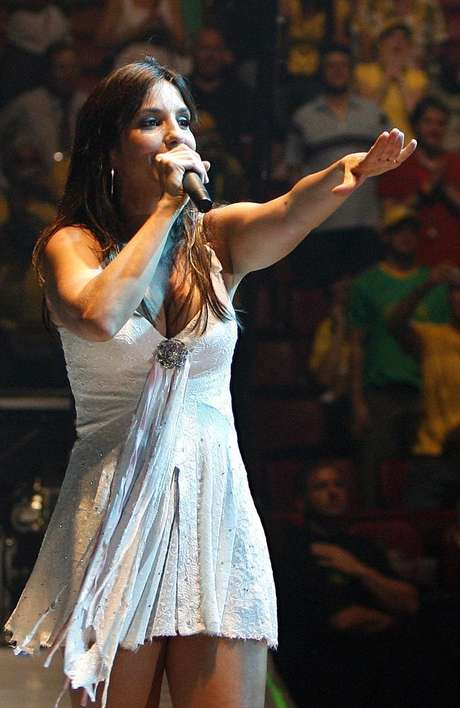 <i>Dobradinha em show de talentos da Globo parece ter empolgado as cantoras</i><br />