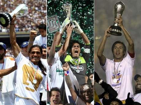 """A lo largo de 16 años, desde la instauración de torneos, el futbol mexicano ha tenido campeones de todos los """"sabores y colores"""" y aquí los recordamos en esta lista con motivo de la Final que disputarán Toluca ante Tijuana por el título del Apertura 2012."""