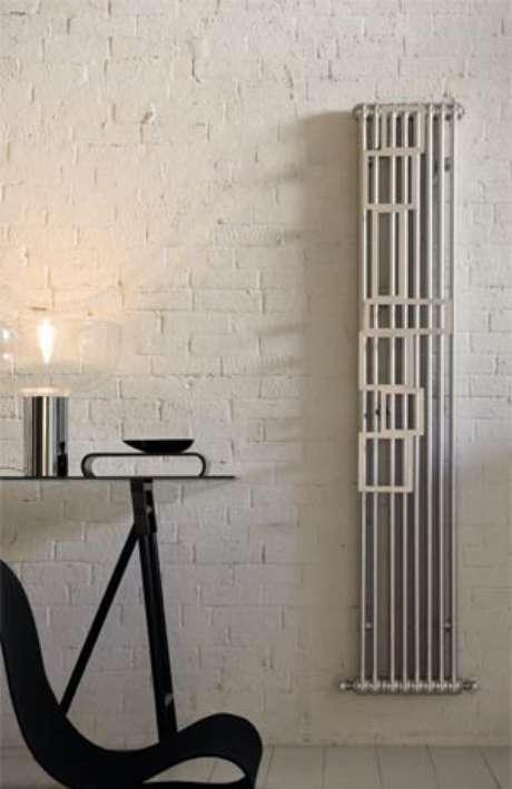 Los radiadores pasan a ser un elemento puramente decorativo