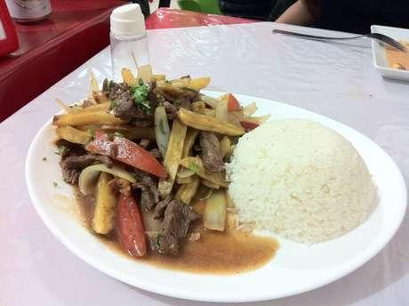 O restaurante Ricoto Peruano foi eleito um dos melhores pelo PF Week