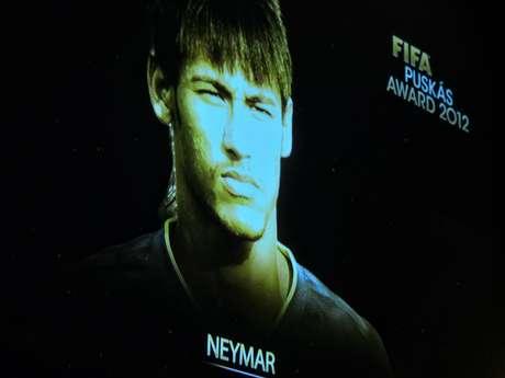 Gol de Neymar contra o Inter concorre ao Prêmio Puskas