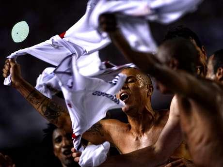 Empate sem gols no Morumbi garantiu o São Paulo na decisão da Copa Sul-Americana