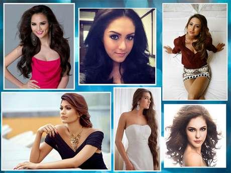 Ellas son las sensuales mujeres que representarán la belleza de la mujer asiática en el próximo certamen de Miss Universo ¿Será que aquí está la nueva soberana?