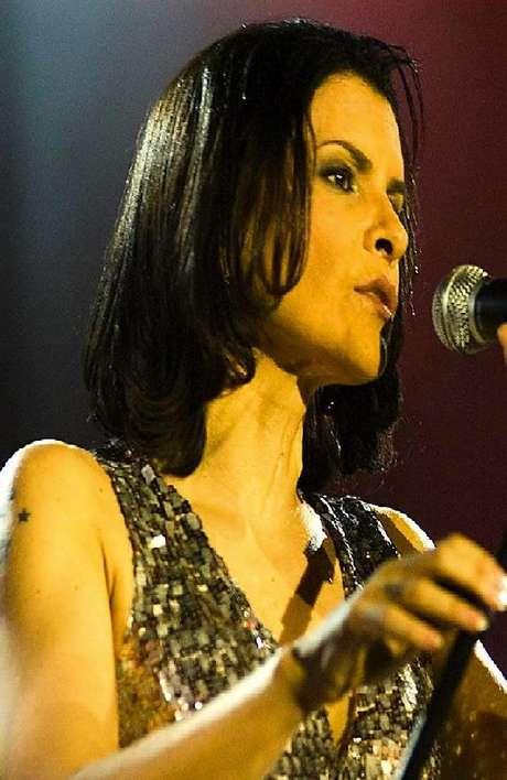 Marina Lima negou que problema na voz tenha acontecido devido a depressão