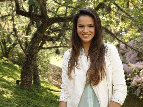 A atriz foi chamada pela Grande Rio para ocupar o posto de musa da escola
