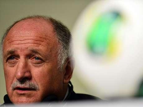 Felipão foi sincero e admitiu que ainda não conhece bem os adversários do Brasil