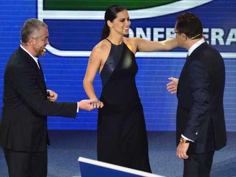 Adriana Lima é um dos rostos brasileiros mais conhecidos no mundo