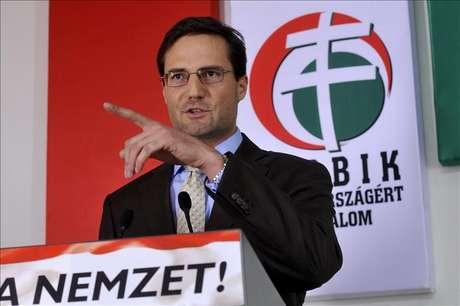 El extremista Jobbik causa una tormenta política en Hungría con una propuesta antisemita