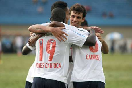 Bahia garantiu a permanência na primeira divisão de 2013