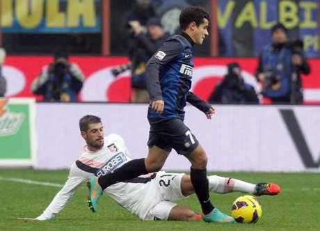 Ex-Inter de Milão, Phillipe Coutinho foi revelado pelo Vasco da Gama