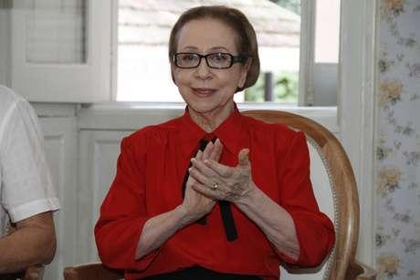 A atriz viverá dona Picucha,uma senhora que se vê sozinha após sua empregada deixar o emprego