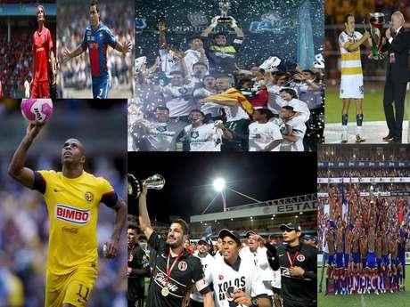 Santos, Xolos, León y La Piedad tuvieron un gran 2012, así como Christian Benítez en el plano individual.
