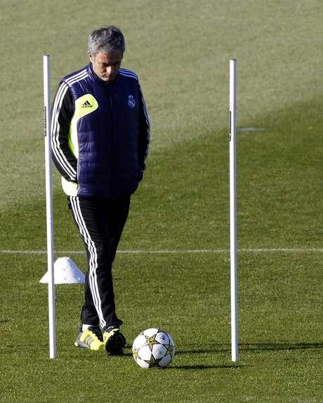 José Mourinho já teria saída acertada com o presidente Florentino Pérez