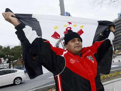 São-paulino, José Hatsuo afirmou que irá torcer para o arquirrival Corinthians no Mundial