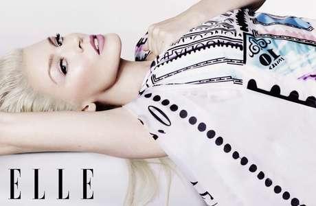 Kylie, cuja silhueta miúda é admirada em todo o mundo, disse que fica alarmada com o que vê