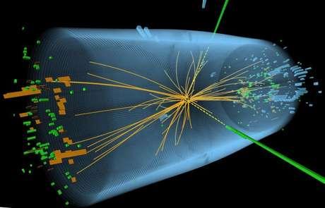 """También conocida como la """"partícula de Dios"""" - nombre rechazado por el propio Higgs -, esta es la pieza crucial que faltaba en el Modelo Estándar de Física y dotaría de masa a todas las demás partículas, permitiendo la formación del Universo y de todo lo que existe.<br />"""