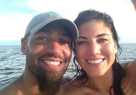 The impromptu marriage between Hope Solo and former Seahwaks and Buccaneers tight end Jerramy Stevens has created criticism from all sides due to his violent history and a domestic abuse incident between the two the night before their wedding.