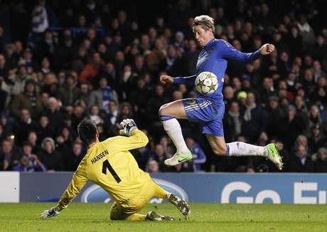 La goleada no le alcanzó al Chelsea y cayó eliminado en la fase de grupos