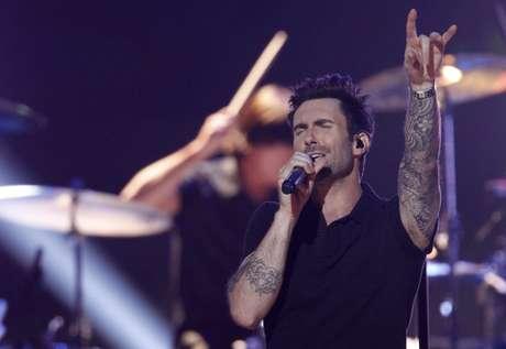 O anúncio das indicações ao Grammy contou com várias apresentações, entre elas do Maroon 5