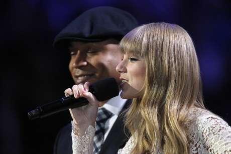 Taylor Swift e LL Cool J