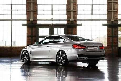 Fotos BMW Serie 4 Coupé Concept