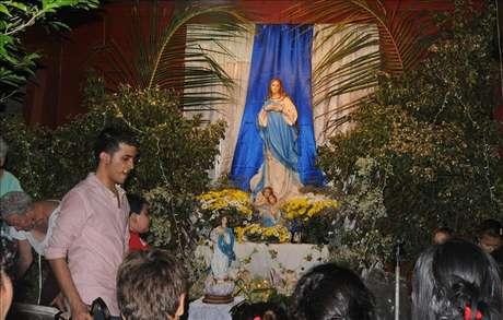 """Nicaragua celebra la popular """"Gritería"""" en honor a la Virgen de la Concepción"""