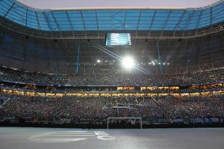 Arena do Grêmio pode receber uma edição do UFC
