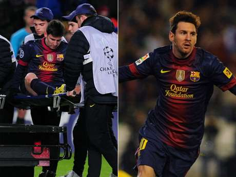 It's no secret that Argentine forward Lionel Messi is a man of records. After Dec. 5 he was close to not playing again in 2012 after suffering a knee injury in his left knee. Four day later, he broke Gerd Muller's record for goals in a calendar year. Here is how Messi went from injury to history (with information from agencies).