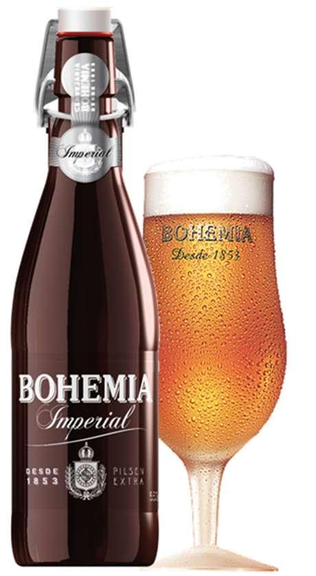 Inicialmente a cerveja especial será vendidacom exclusividade para os fãs da marca no Facebook