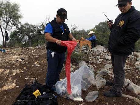 Personal del Semefo concluyó con el retiro en su totalidad de los restos de las víctimas del fatal accidente aéreo.