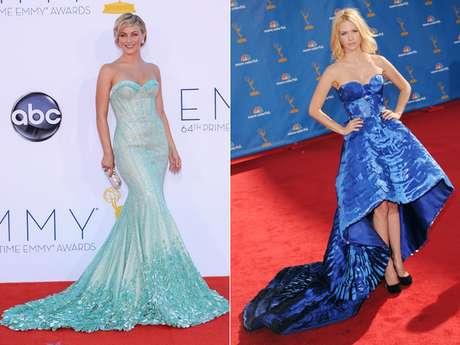 d8b050dd8 Os modelos sereia e mullet são algumas das tendências para vestidos de festa