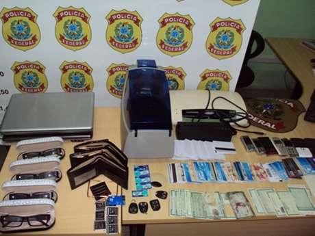 Operação Calouro foi desencadeada nesta quarta-feira pela Polícia Federal em diversos Estados