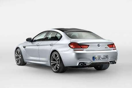 Fotos BMW M6 Gran Coupe