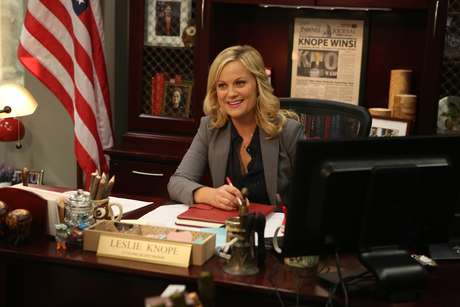 Amy Poehler por Parks and Recreation