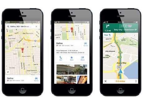 Aplicativo de mapas do Google volta ao iPhone e iPad após ter sido substituído pela Apple por sistema próprio