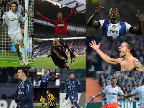 Conoce a los jugadores que se adaptaron con mucha facilidad y rapidez a sus nuevas escuadras en las mejores Ligas del Viejo Continente, por ello te presentamos los 10 mejores fichajes de este año.<br />