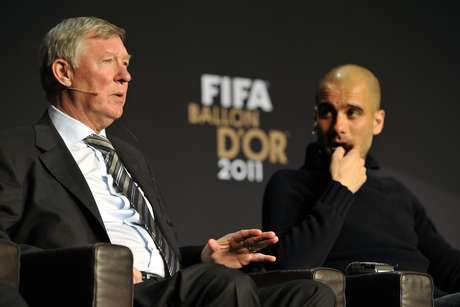 Reports continue that Sir Alex Ferguson favors Pep Guardiola as his possible successor.