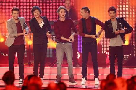 One Direction coronado como Artista del Año por MTV.