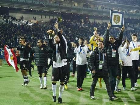 Patrocinador do Corinthians lançou cartão de crédito para comemorar o título mundial