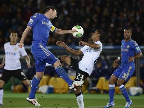 Jorge Henrique ironizou Léo ao afirmar que Santos teve chance no Mundial, em 2011, e não soube aproveitar