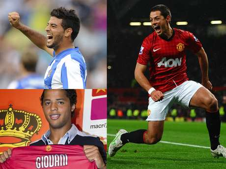 The Mexicans playing in the European leagues have had mixed performances throughout the year. The most relevant were Javier ´Chicharito´Hernández and Carlos Vela.