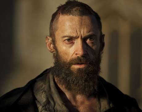 Hugh Jackman, en 'Los Miserables'