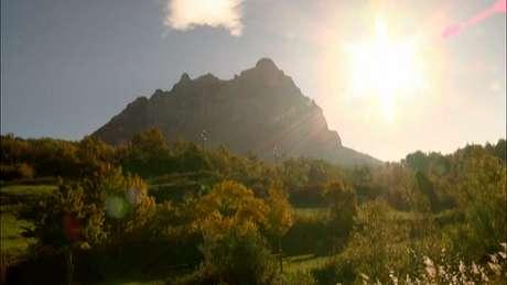 Acesso à montanha de Bugarach, na França, foi fechado