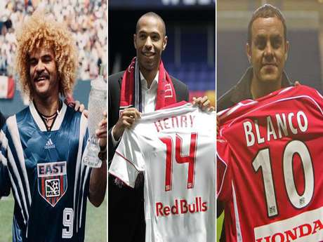 As part of Terra's end of the year coverage, we provide you some content that highlights the best and worst of the year, from the biggest scandals to the most beautiful women. Here, we highlight the biggest signings in MLS history.