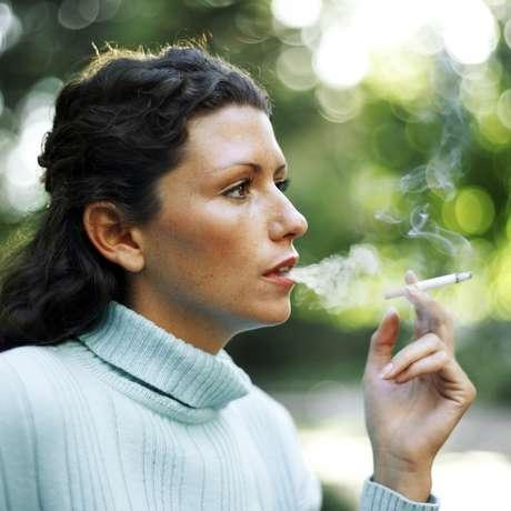 A expectativa de vida estimada diferiram significativamente: uma pessoa com 35 anos que fumava tinha a previsão de vida até 62,6 anos, enquanto para outro paciente que não fumava a previsão foi de 78,4 anos