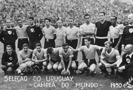 Éste fue el equipo que ganó el Mundial del 50.